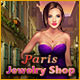 Paris Jewelry Shop Game