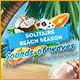Download Solitaire Beach Season: Sounds Of Waves game