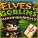 Elves vs. Goblin Mahjongg World Game
