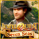 Jewel Quest: Seven Seas Game