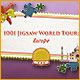 Download 1001 Jigsaw World Tour: Europe game
