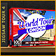 1001 Jigsaw World Tour London Game