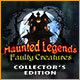 Download Haunted Legends: Faulty Creatures Collector's Edition game