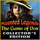 Download Haunted Legends: The Curse of Vox Collector's Edition game