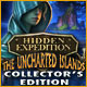Download Hidden Expedition: The Uncharted Islands Collector's Edition game