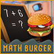 Math Burger Game