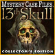 Download Mystery Case Files: 13th Skull Collector's Edition game