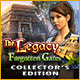 Download The Legacy: Forgotten Gates Collector's Edition game