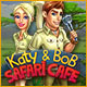 Download Katy and Bob: Safari Cafe game