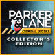 Parker & Lane Criminal Justice Collector's Edition Game