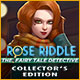 Download Rose Riddle: The Fairy Tale Detective Collector's Edition game