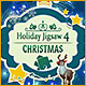 Holiday Jigsaw Christmas 4 Game