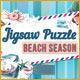 Jigsaw Puzzle Beach Season Game